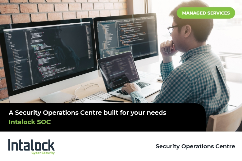 Intalock Security Operations Centre Overview